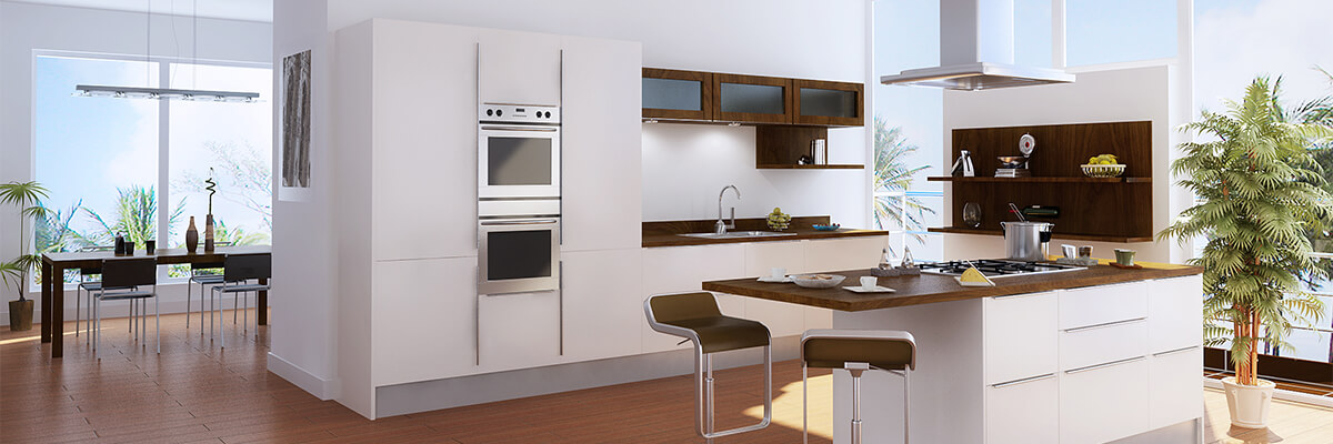 Modern Kitchen by Garcia Kitchens